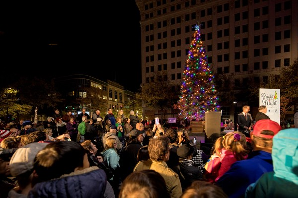 2017 Downtown Christmas Tree Lighting
