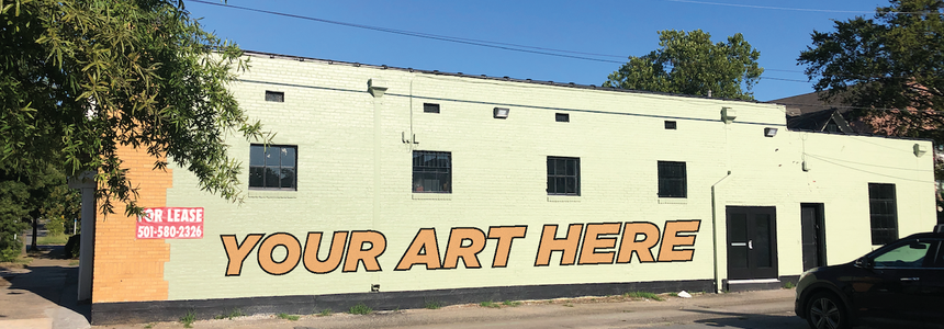 Downtown Little Rock Partnership Releases RFPs for New Public Art