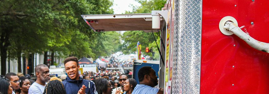 Record Number of Food Trucks Registered for the 2019 Main Street Food Truck Festival